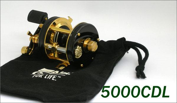 アブガルシア アンバサダー 5000CDL