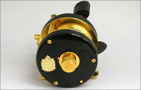 ヴィンテージリール アンバサダー 4600CDL